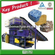 FULL AUTOMATIC HORIZONTAL CORN SILAGE BALER PRESS
