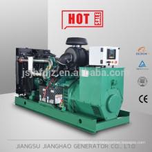 Тепловозный генератор энергии 100kva мощность с двигателя Volvo TAD530GE 80КВТ электрический генератор цена