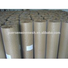 50.8mm * 50.8mm malla de alambre soldada estándar de Puersen en China