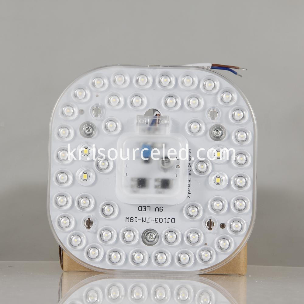 Ac linear 18w ceiling light pcb modules