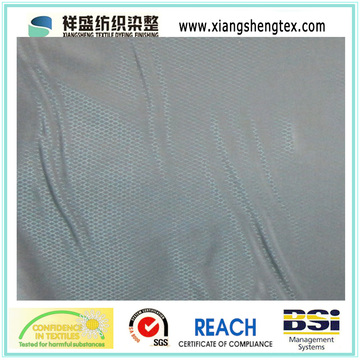 Diamond Rip-Stop Polyester Nylon Taffeta Fabric for Garment