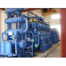 2000kVA Generador diesel de alto voltaje fijado (4160V-13800V; 25kVA-2500kVA)