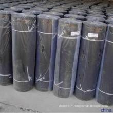 Feuille en caoutchouc de SBR de feuille en caoutchouc d'isolation industrielle