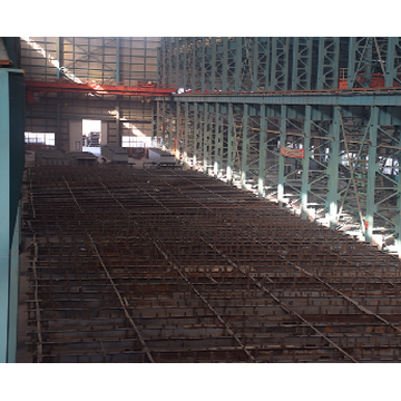 Steel Truss Railway Bridge