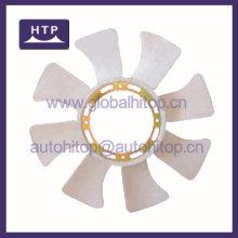 Lame de ventilateur de moteur diesel en aluminium assy POUR HYUNDAI 25261-42920 430MM-137-153-17.5