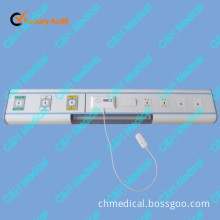 Hospital Ward Bed Head Trunkings With Ohmeda Gas Outlets For Medical Gas System