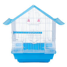 Wholesale Parrot Bird Cage Spray Paint Bird Cage Iron Small Bird Cage