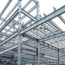 Professioneller Hersteller Stahlbau Gebäude für Werkstatt