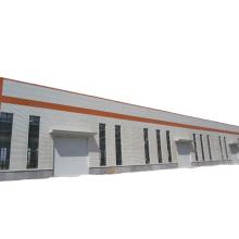 Professional Supplier Metal Prefabricated Industrial Steel Workshop- Steel Structure Workshop
