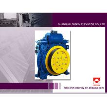 motor do elevador máquina de tração 320kg - 2500kg
