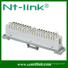 10 pairs disconnection & connection krone module
