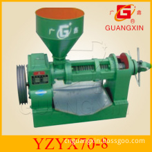 Small Size Three-Step Oil Pressing Machine for Home Use (YZYX70-8)