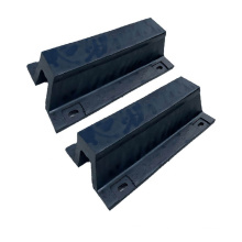 Customized size  SA-A arch rubber bumper fender for dock jetty