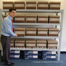 Solución de almacenamiento Office & Warehouse Longspan Medium Heavy Duty Steel Rack