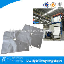 double layers filter cloth for plate and frame vertical pressure filter