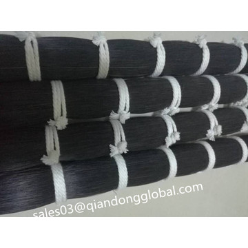 42 Inch Black Horse Tail Hair