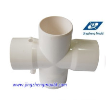 Moule / moule de garnitures de tuyau de PVC pour le système de tuyau de drainage d'U-PVC