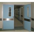 Double Automatic Airtight Door with Feet Sensor