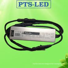 Alta PF 150W conductor constante corriente LED con IP66