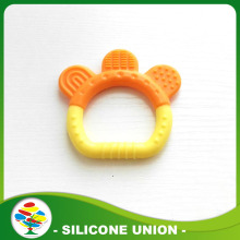 Wholesale High quality food grade silicone teether for baby