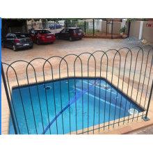 Плавательный бассейн забор с луком сверху (ТС-SPF03)