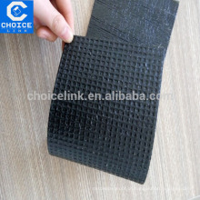 Telhado feltro de asfalto com tapete composto de malha de fibra de vidro
