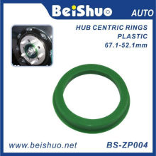 Usinagem Plastic Hub Centric Ring for Auto