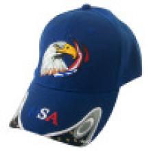 Cap de esporte com logotipo 3D Bb228