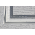 Фанда 2017 новый дизайн СМЦ кожи главная двери наружные двери стеклоткани