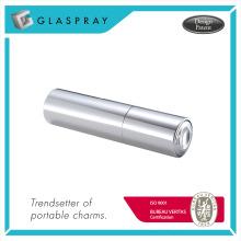 KIRA Soprano Silver 30ml Garrafa de perfume de alumínio recarregável