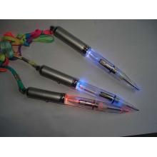 Diodo emissor de luz UV para caneta esferográfica com cordão