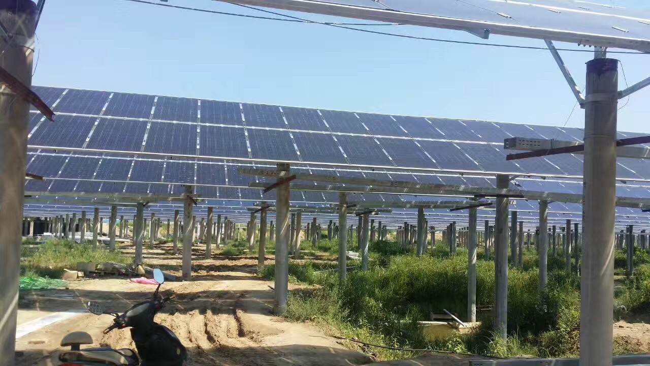 10MW solar power system