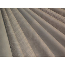 Grey Artificial Leather Pu Cloth Fabric For Imitation Leather Clothing