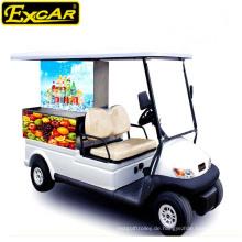 Elektrischer Nahrungsmittelwagen für touristischen Bereich