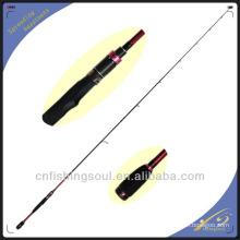 SPR010 graphite canne à pêche blanc canne à pêche weihai oem filature pôle