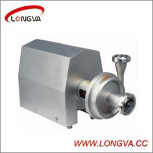 Pompe à pression négative en acier inoxydable sanitaire