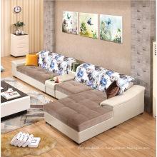 2016 Новый стиль Современная деревянная мебель Диван Набор мебели