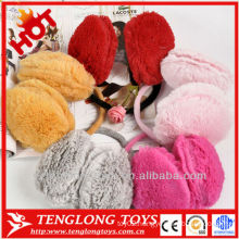Beautiful and warm plush winter earmuff