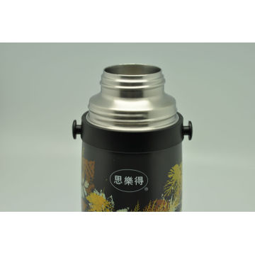 High Quality 304 Stainless Steel Vacuum Flask Double Wall Vacuum Flask Svf-600e