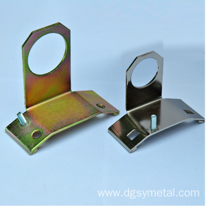 Stainless steel parts metal stamping plate