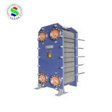 Succès échangeur de chaleur à plaques en acier inoxydable t20s