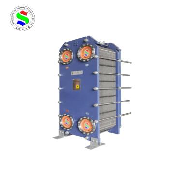 Junta de éxito intercambiador de calor de placas de acero inoxidable t20s
