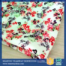 Guangdong Polyester Druck Chiffon Stoff für Kleid