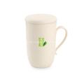 High Quality Bamboo Fiber Plastic Mugs with Lid