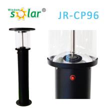 Nuevos productos 2014 iluminación solar CE luces solares de jardín; solar iluminación de jardín, luces solares de jardín (JR-CP96 serie)