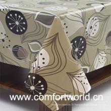Toile de table en PVC (SHPV01765)