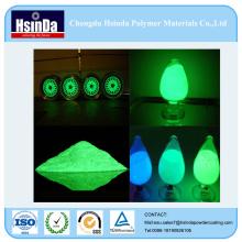 Fertigen Sie Glühen in der dunklen anorganischen Spray-Puder-Beschichtung besonders an
