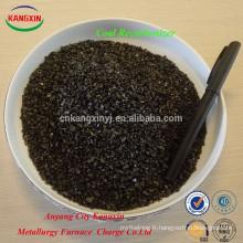 Recarburizer au charbon anthracite calcine pour la fusion de l'acier