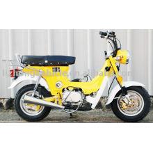 motocicleta de Chaly 125cc 4 tiempos refrigerado por aire con EEC&COC(LZM50E-3)