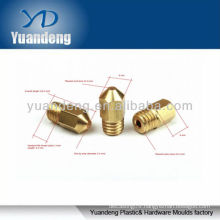 Extruder 0.4mm M6 Brass Nozzle